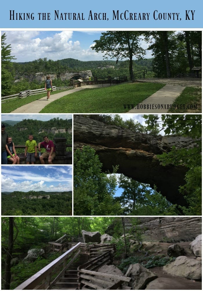 Natural Arch Kentucky