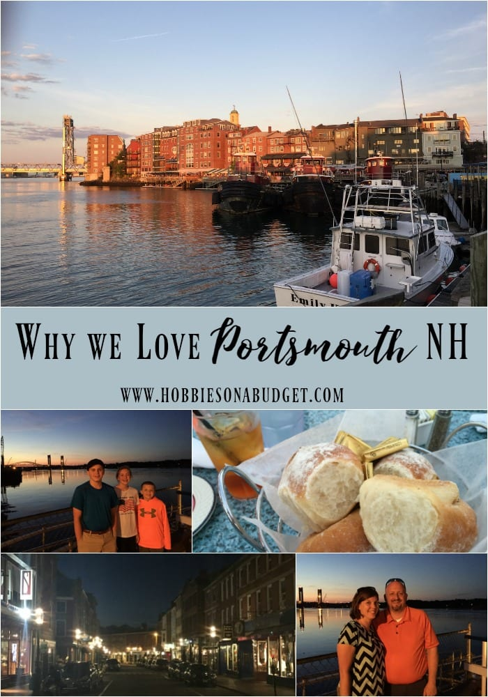 Why we Love Portsmouth, NH