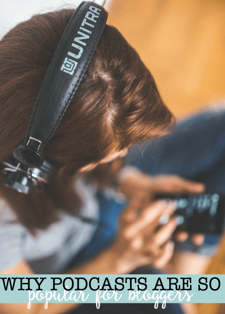 Why Podcasts Are Popular For Bloggers