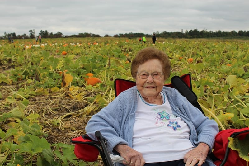 grandma-pumpkin-patch