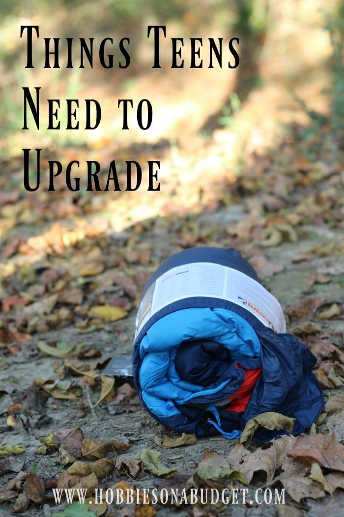 Things Teens Need to Upgrade