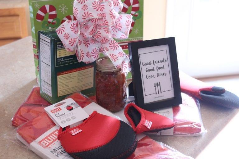 Easy Kitchen Essentials Gift Basket Idea