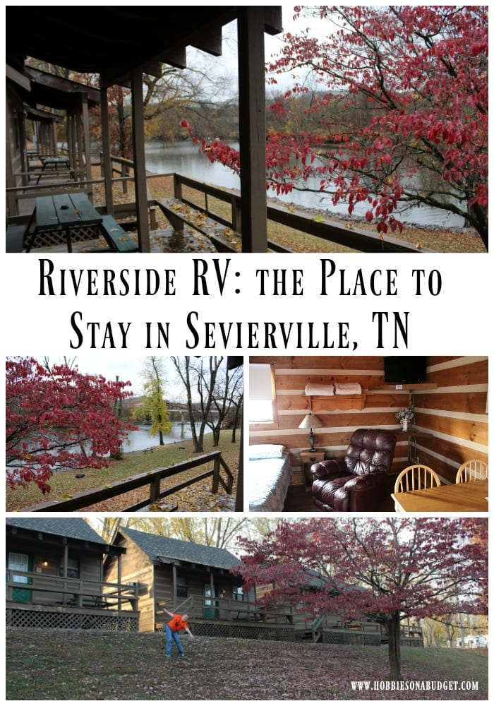 the place to stay in Sevierville TN