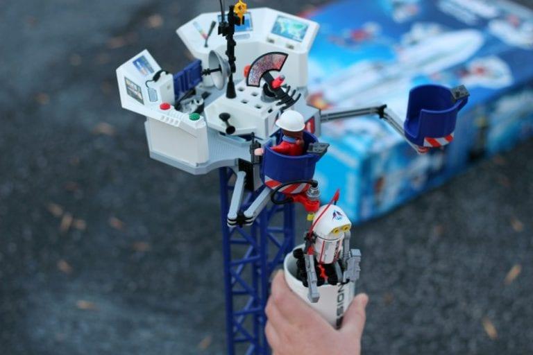 PLAYMOBIL Rocketship Gift Idea