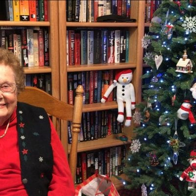 Christmas Memories with Grandma