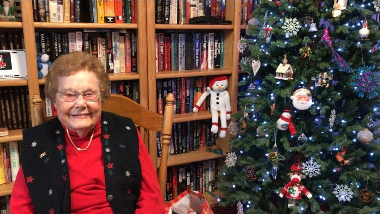 Christmas Memories with Grandma