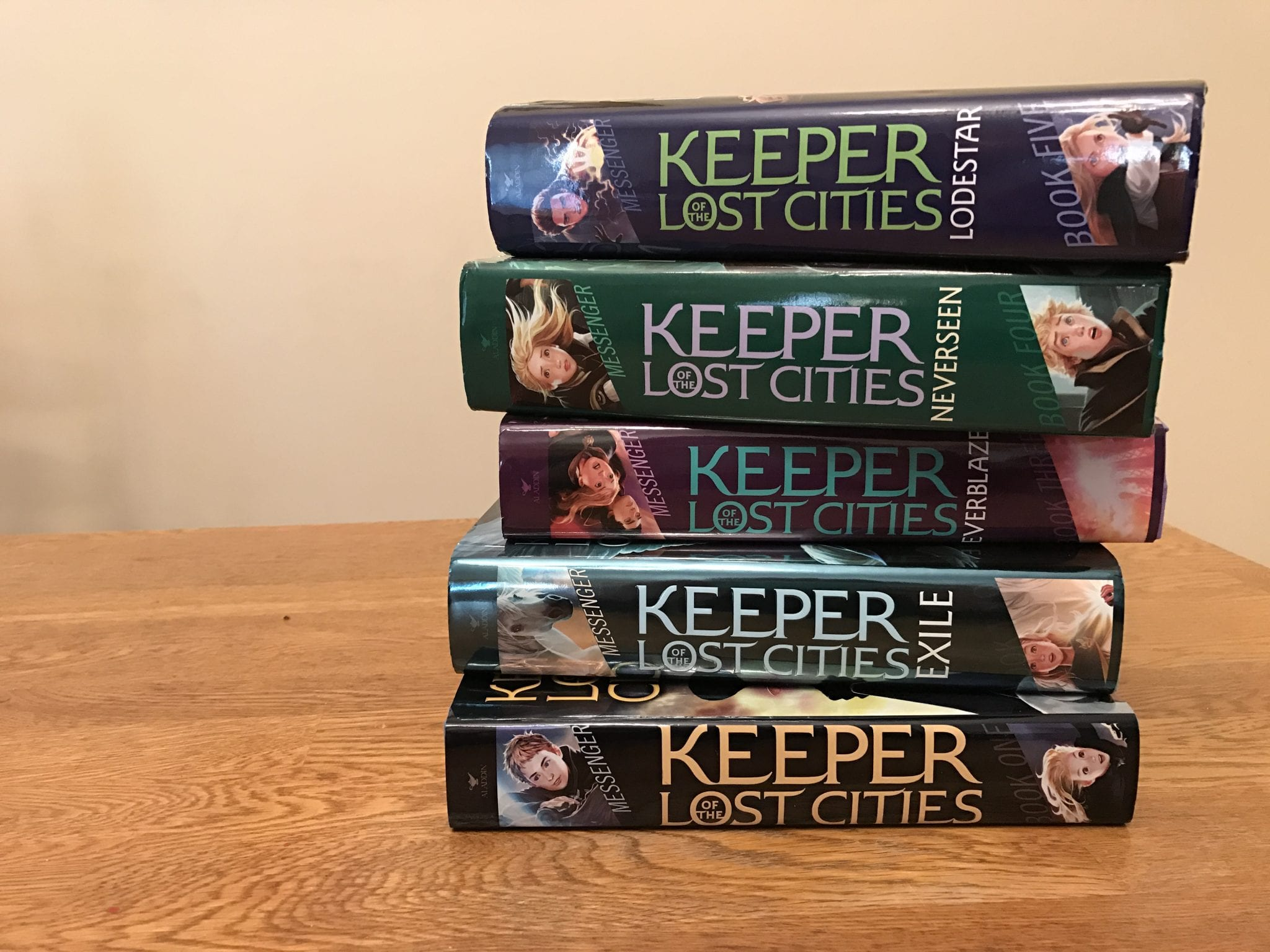 Keeper of the Lost Cities Review