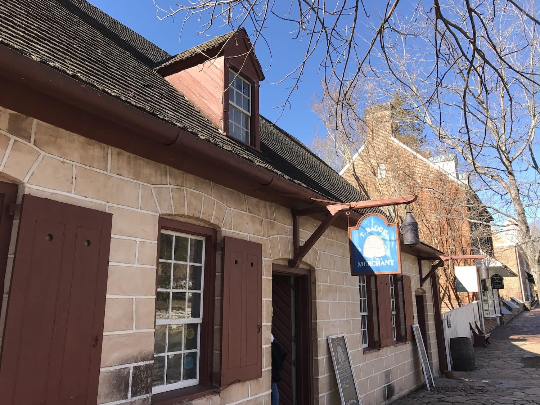 Old Salem Tea Room