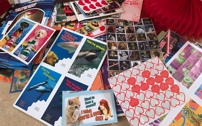 Last Minute Valentine Box Ideas