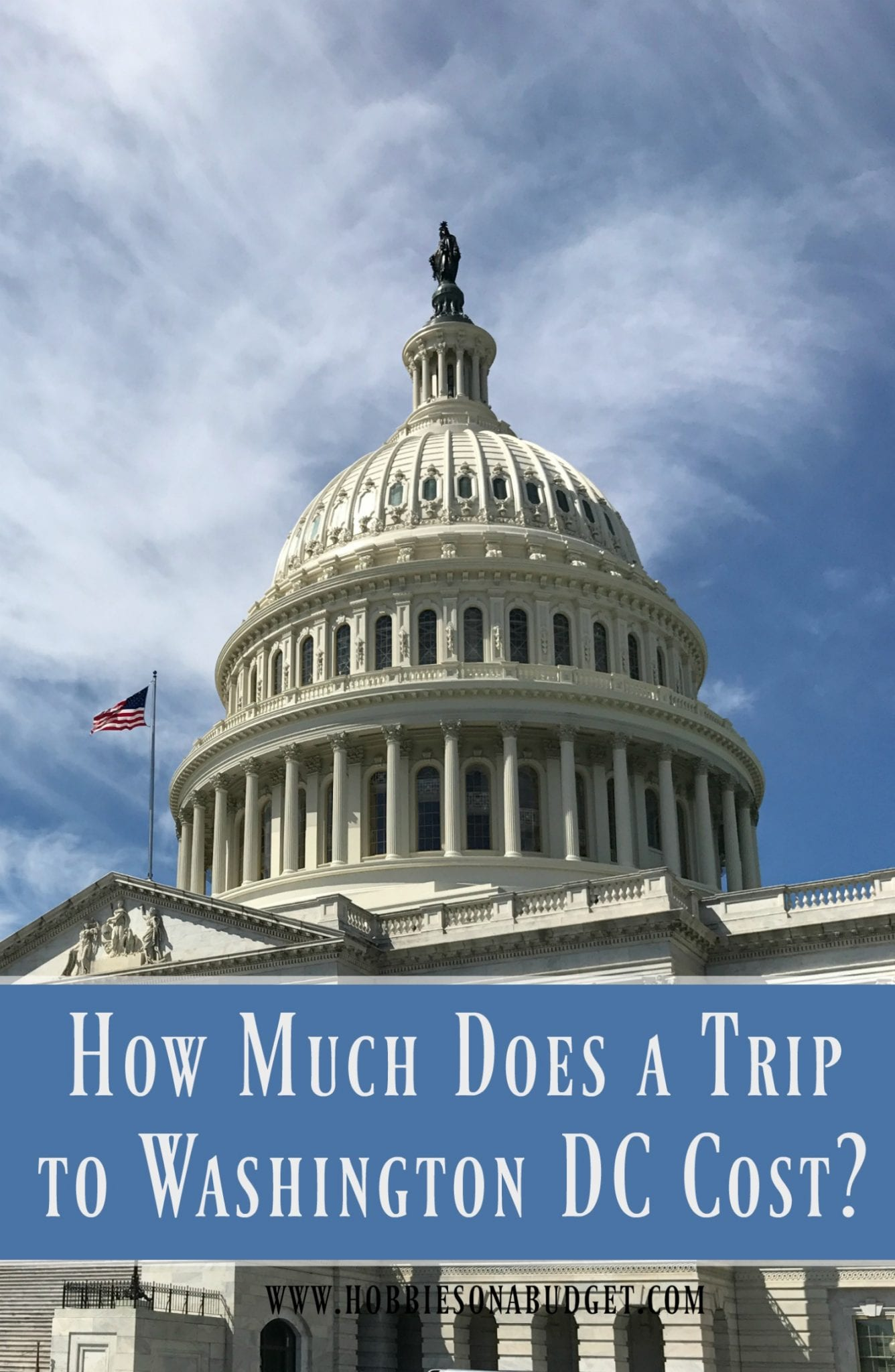 How much does a trip to Washington DC cost? When people talk about a trip to Washington D.C., the first thing that typically gets discussed is the fact that most of the museums are FREE. But there are still costs and fees involved in your trip!  Here are some tips to help plan your vacation to Washington DC!