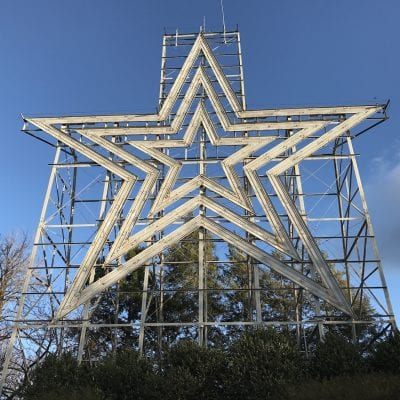 Visiting the Historic Star in Roanoke