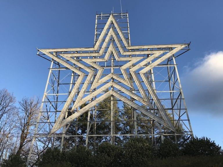 Visiting the Historic Star in Roanoke