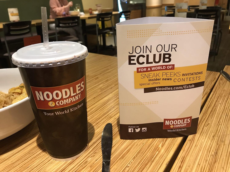 Noodles & Company Springfield Virginia