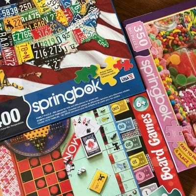 Puzzles that Fit your Lifestyle