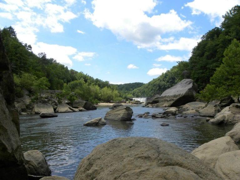 Kentucky Waterfalls Worth Visiting
