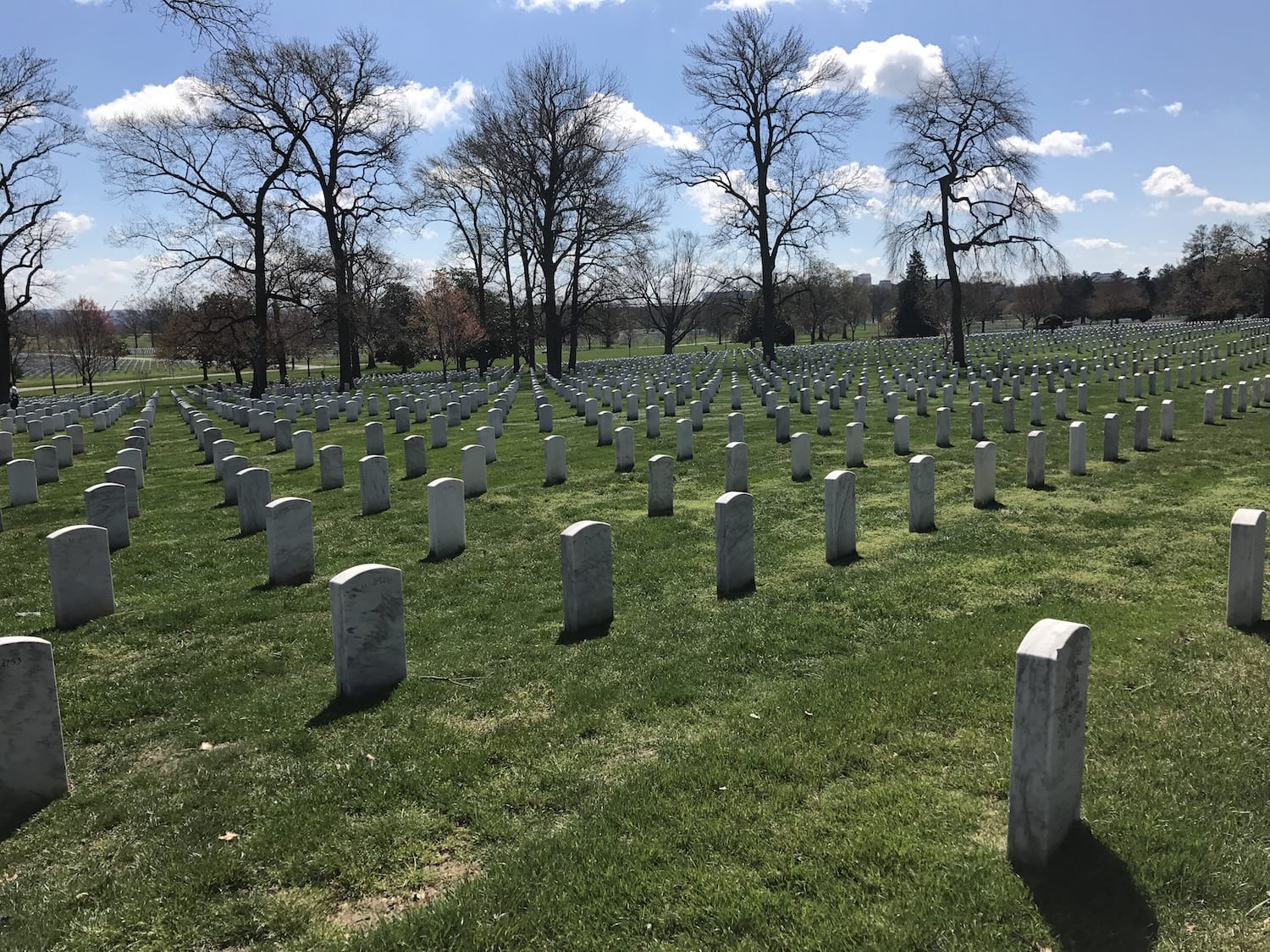 Things to know about Arlington Cemetery - Washington DC