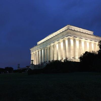 Washington DC Monuments by Moonlight Tour