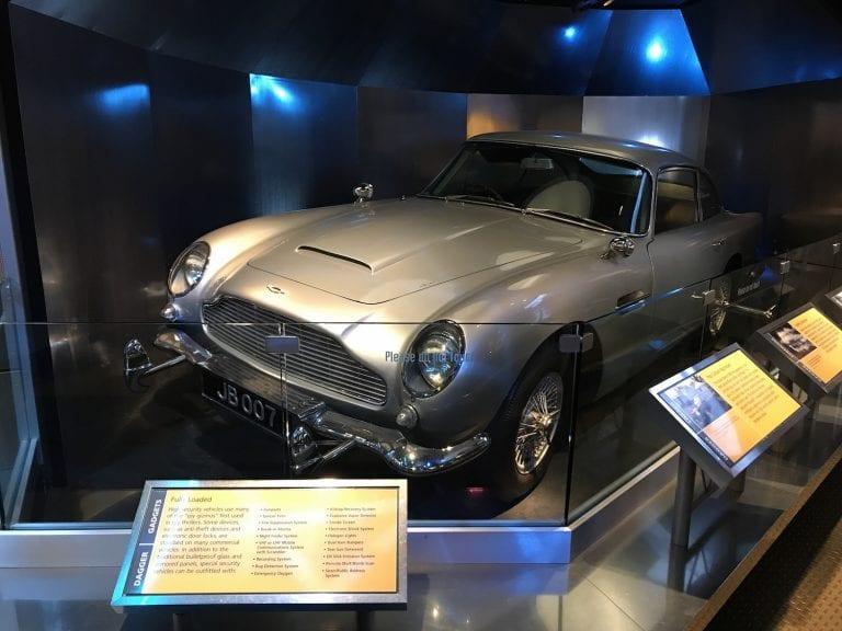 International Spy Museum, Washington DC
