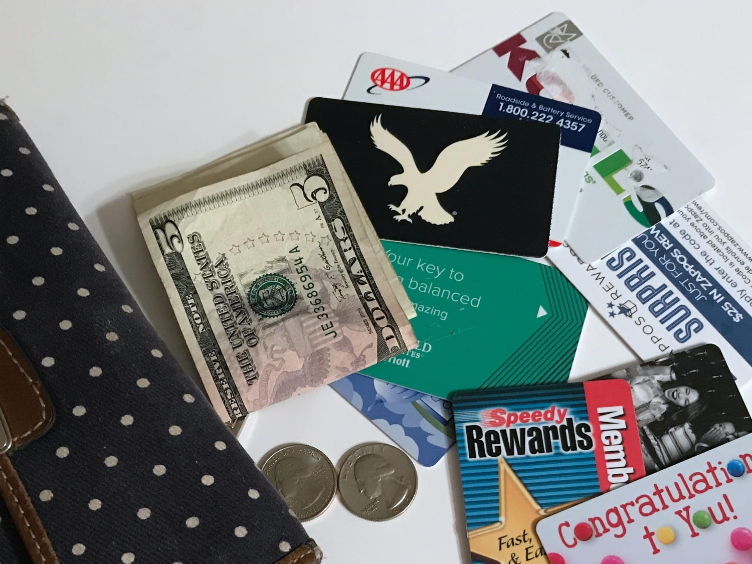 What to do when you lose your Wallet