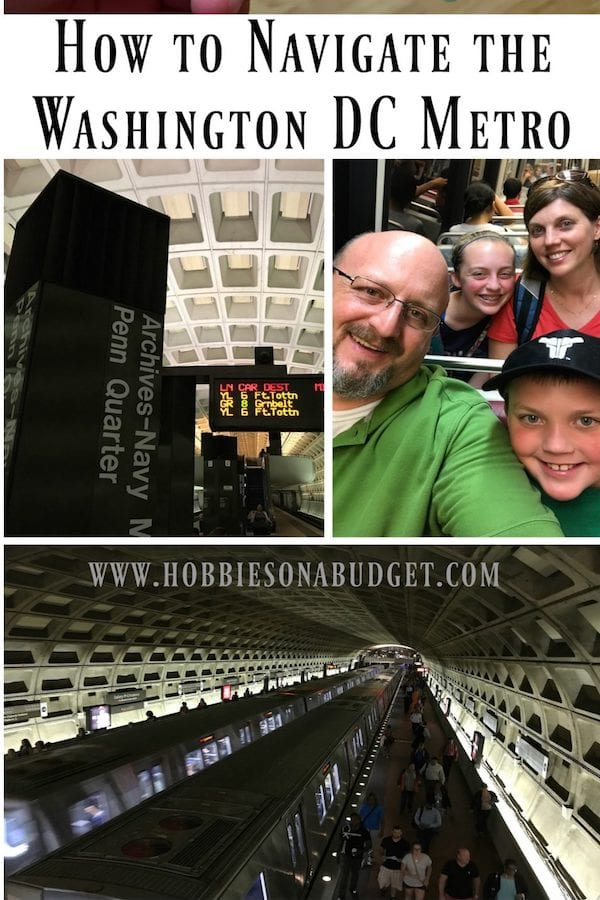 How to Navigate the Washington DC Metro
