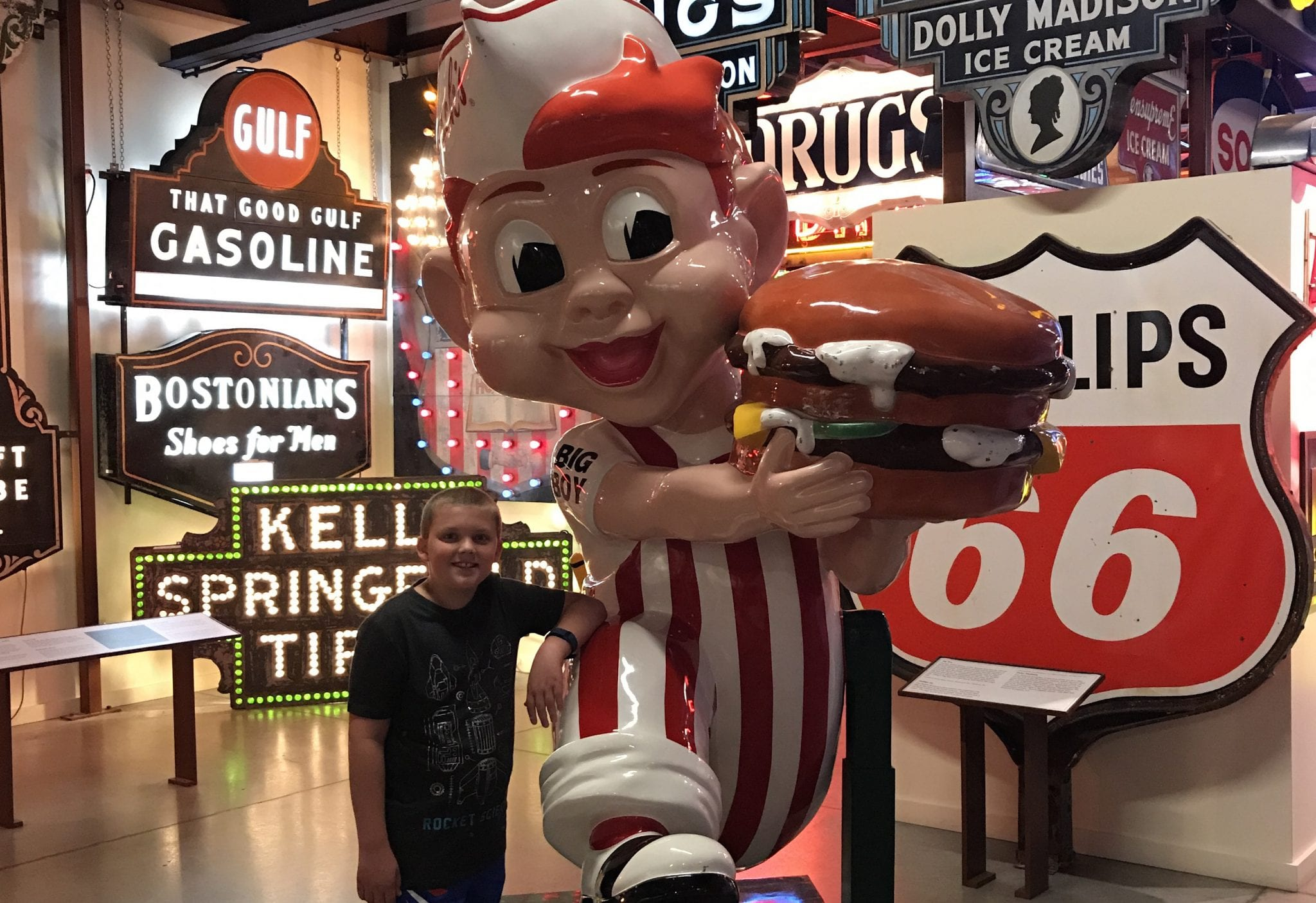 American Sign Museum, Cincinnati Ohio - Big Boy
