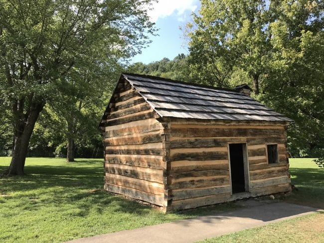 Lincoln Boyhood Home at Knob Creek