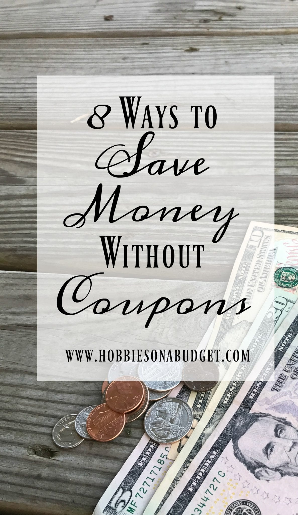 8 ways to save money without coupons