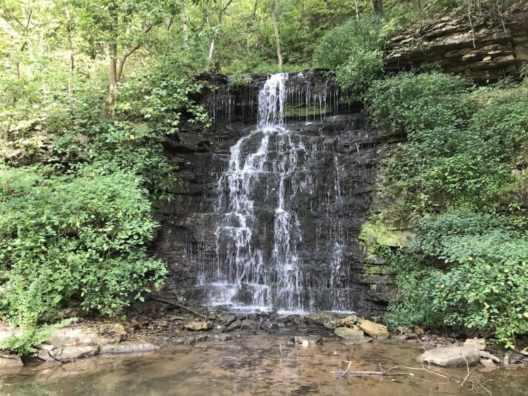 Cove Spring Park: Frankfort, Kentucky