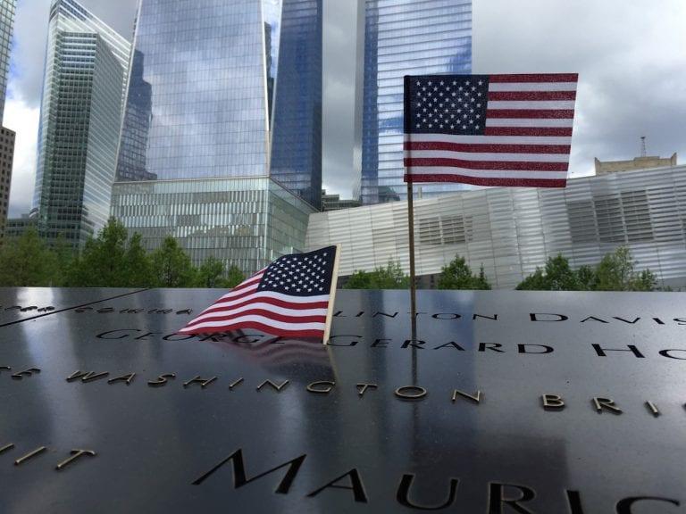 Where are the 911 Memorials?