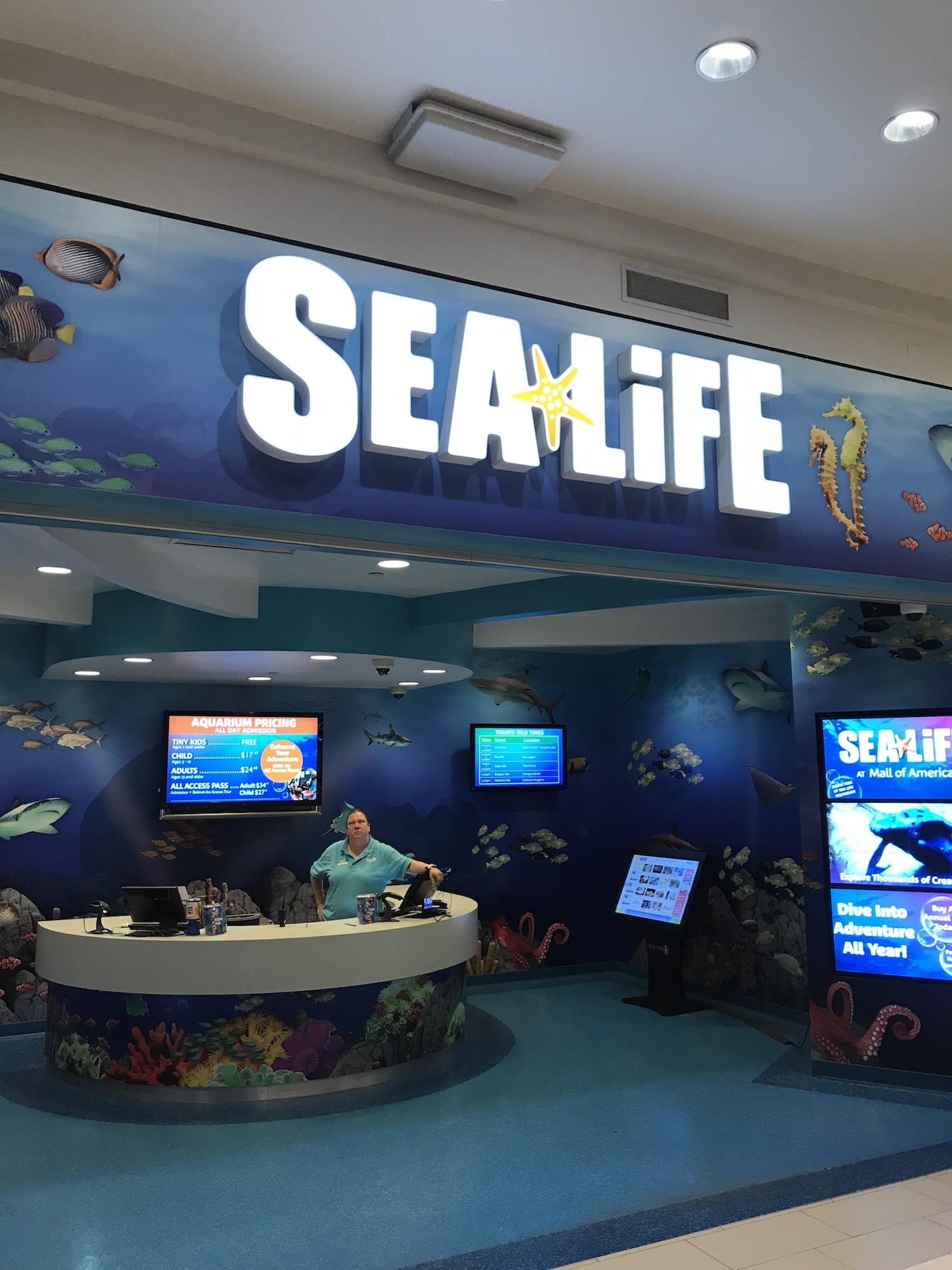 SEALIFE at Mall of America