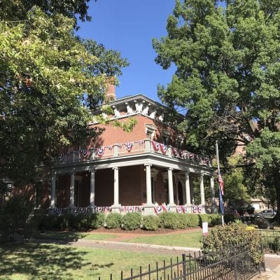 Benjamin Harrison Presidential Site: Indianapolis