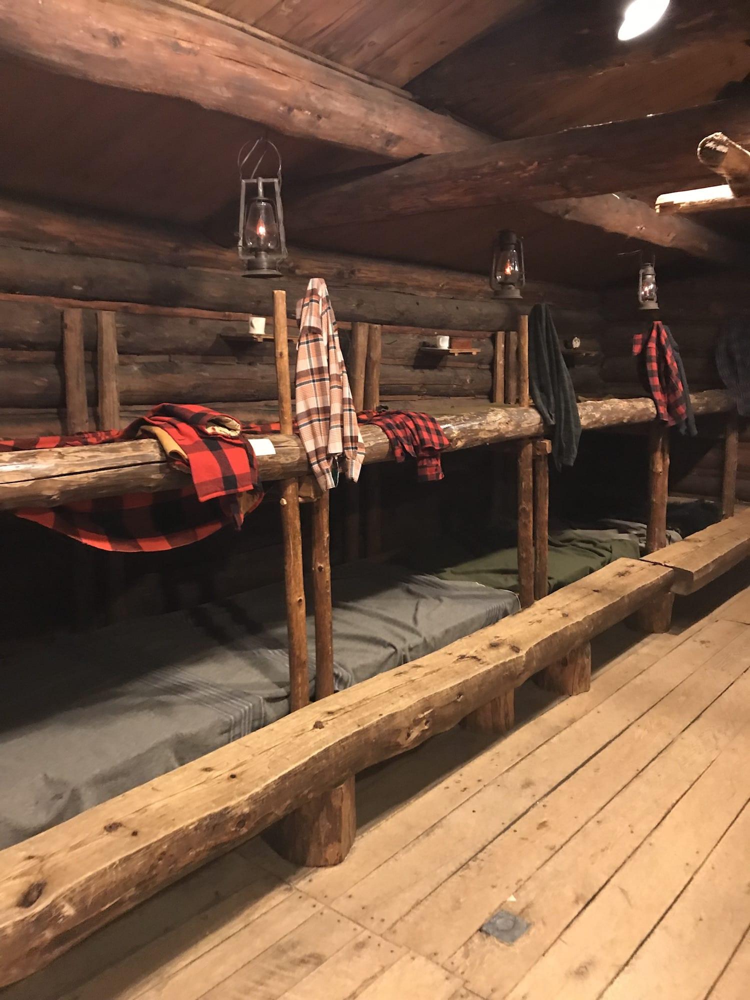 Paul Bunyan Logging Camp Museum