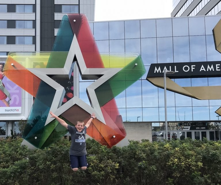 Family Fun Adventures at Mall of America