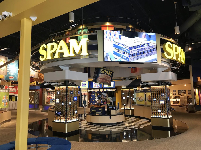 Spam Museum Austin Minnesota