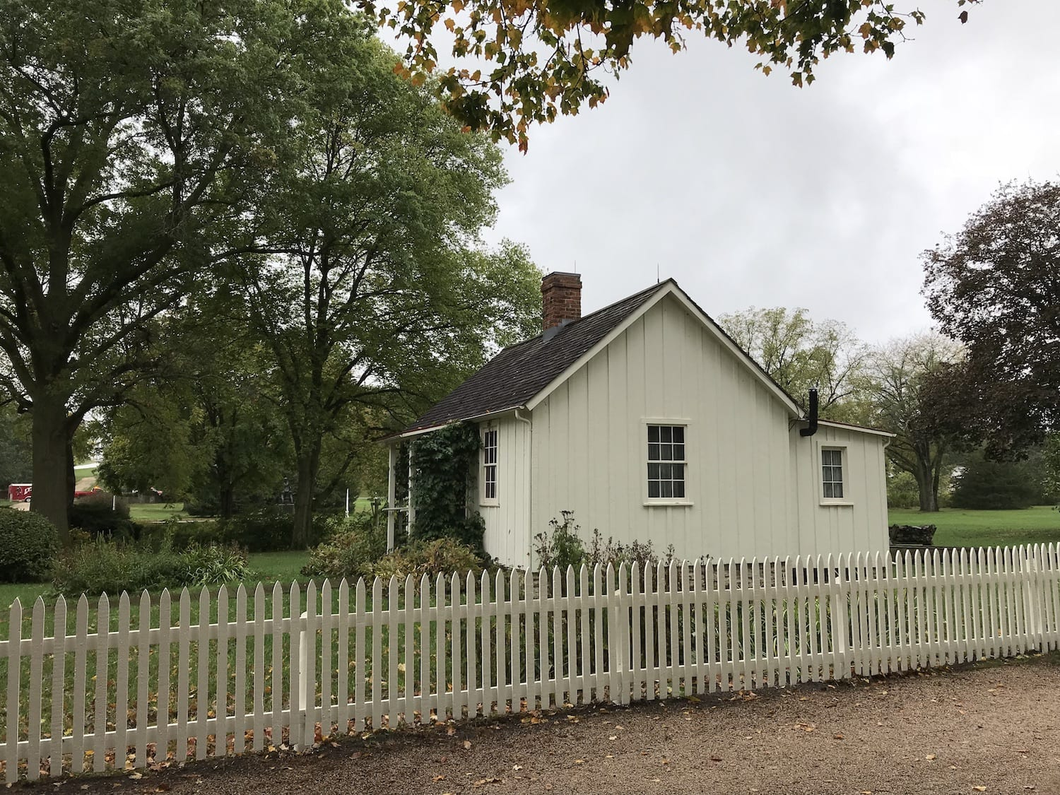 Herbert Hoover Presidential Birthplace