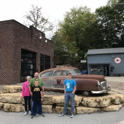 Antique Archaeology: Home of American Pickers' Mike Wolfe