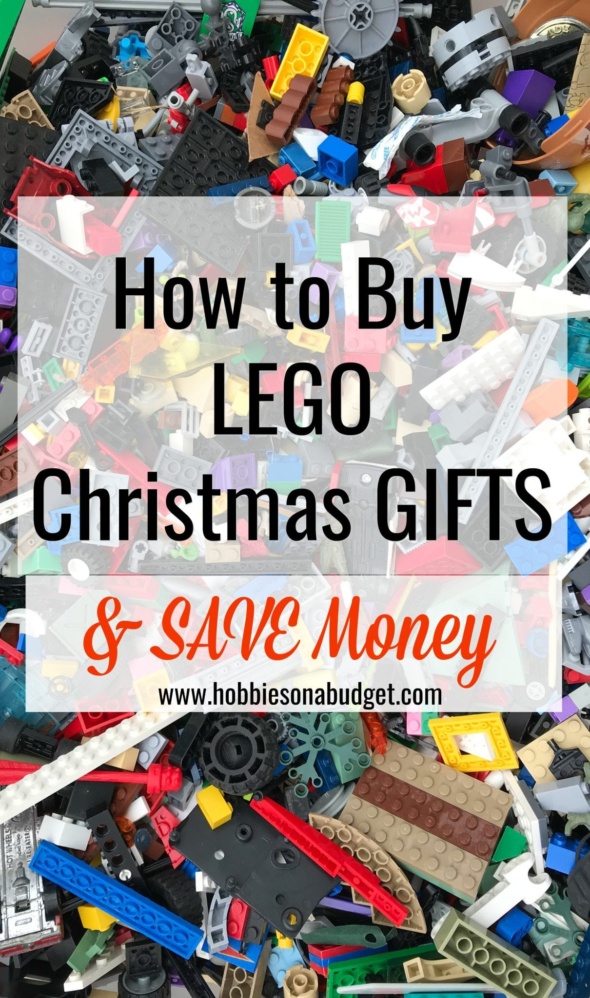 How to Buy LEGO Christmas Gifts & Save Money