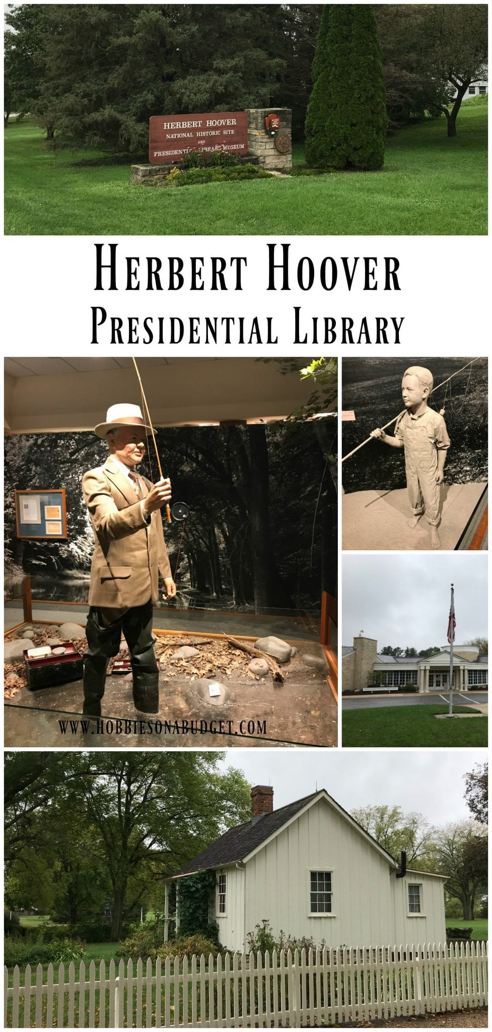 Herbert Hoover Presidential Library - West Branch, Iowa