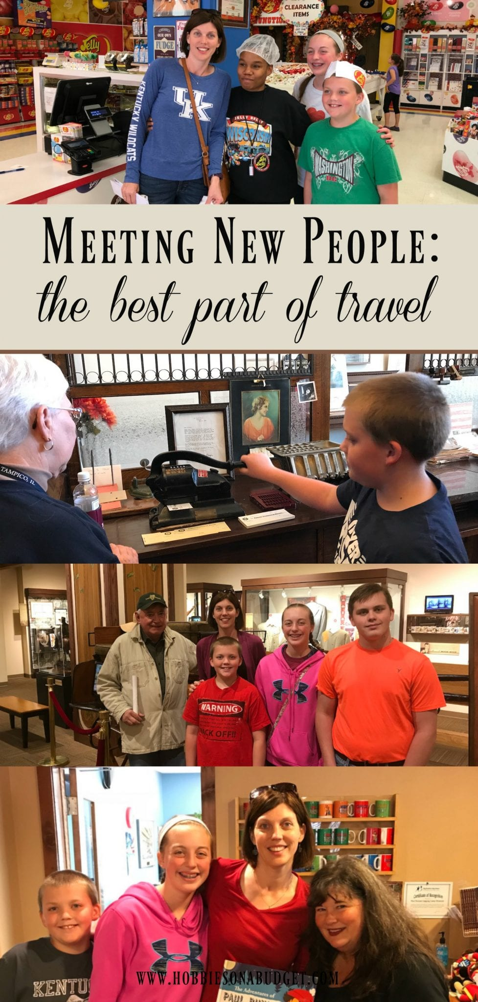 Meeting New People - the Best part of travel