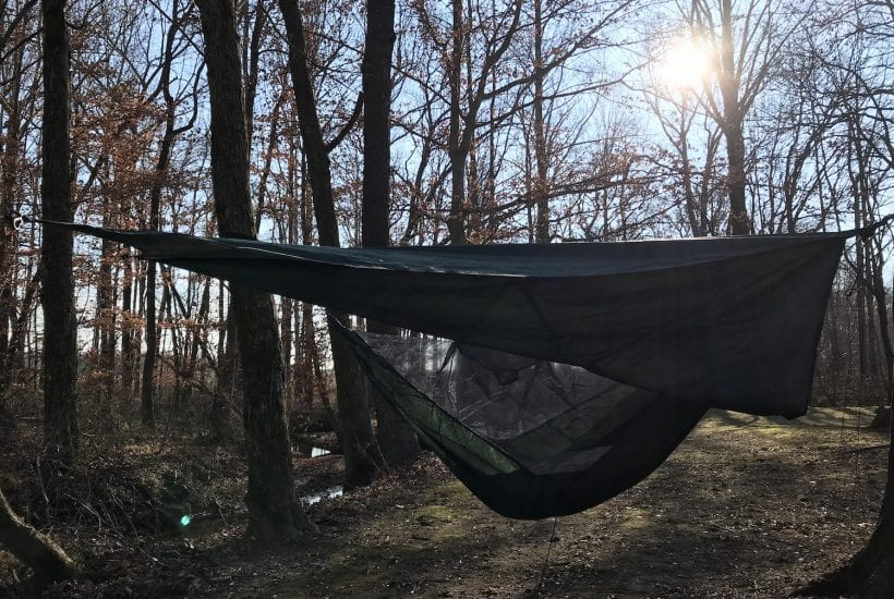 Hennessy Hammock Expedition