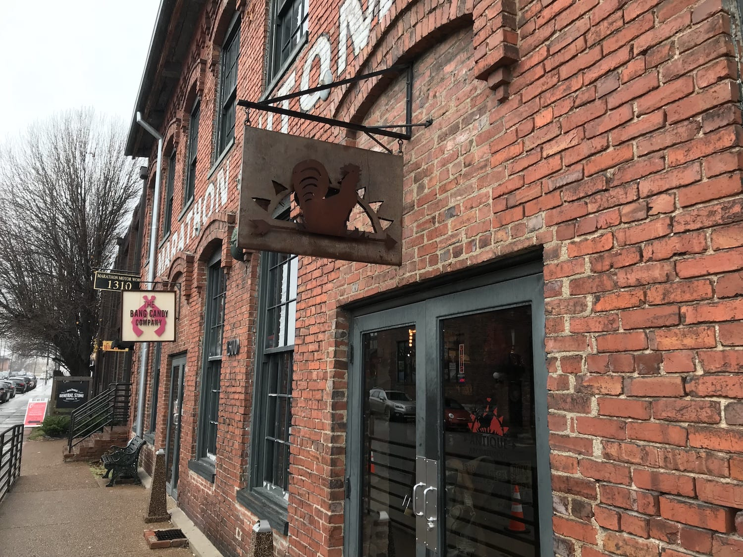 Antique Archaeology: Nashville, Tennessee