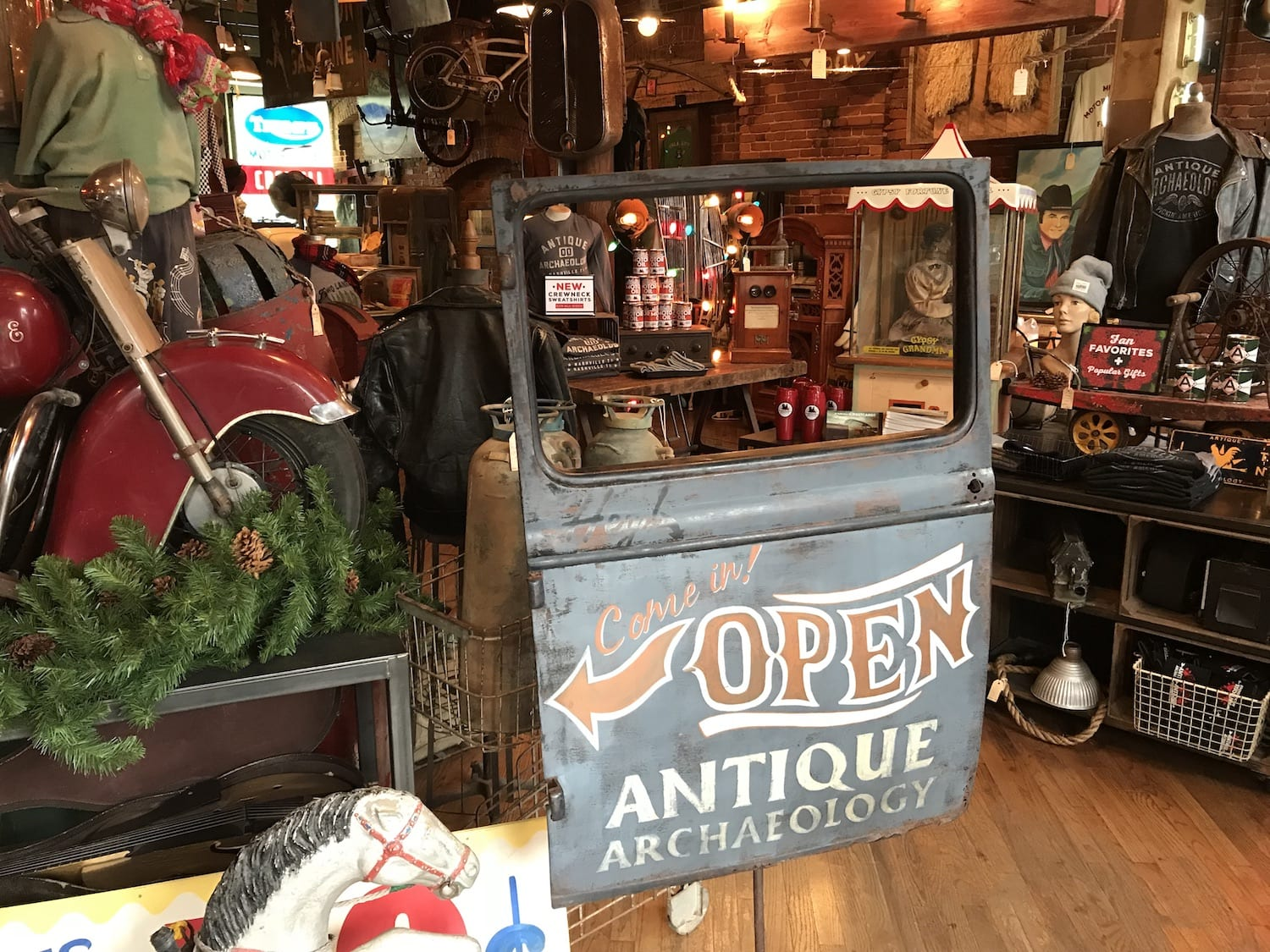 Antique Archaeology Nashville Tennessee