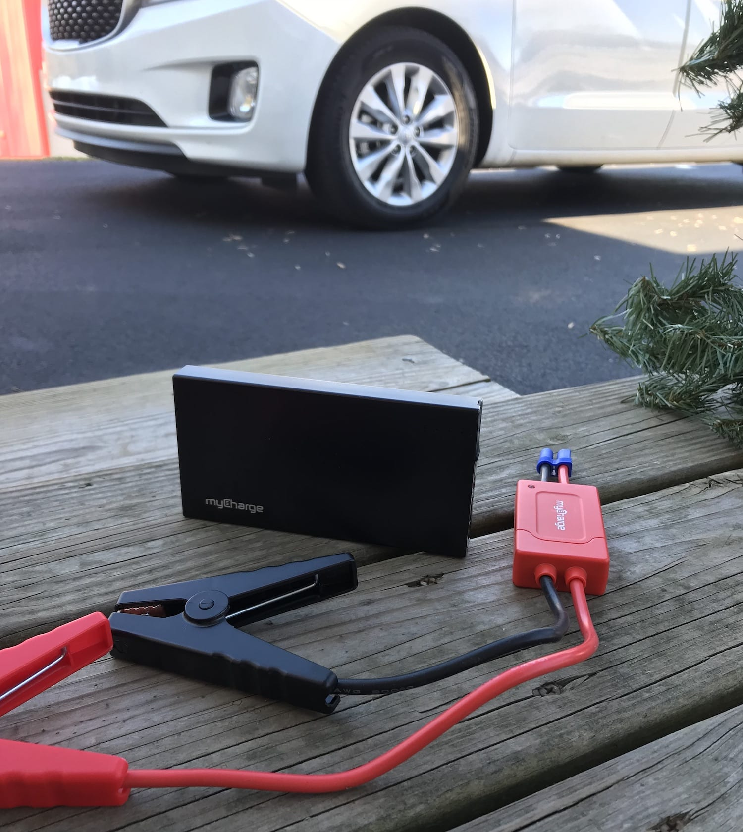 Adventure Charger