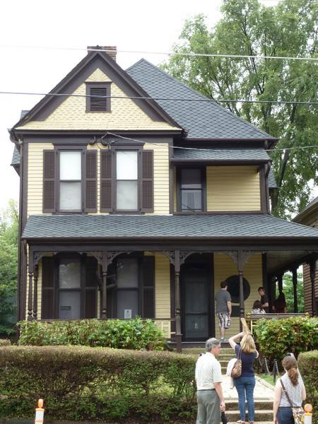 Martin Luther King Jr Birthplace Home