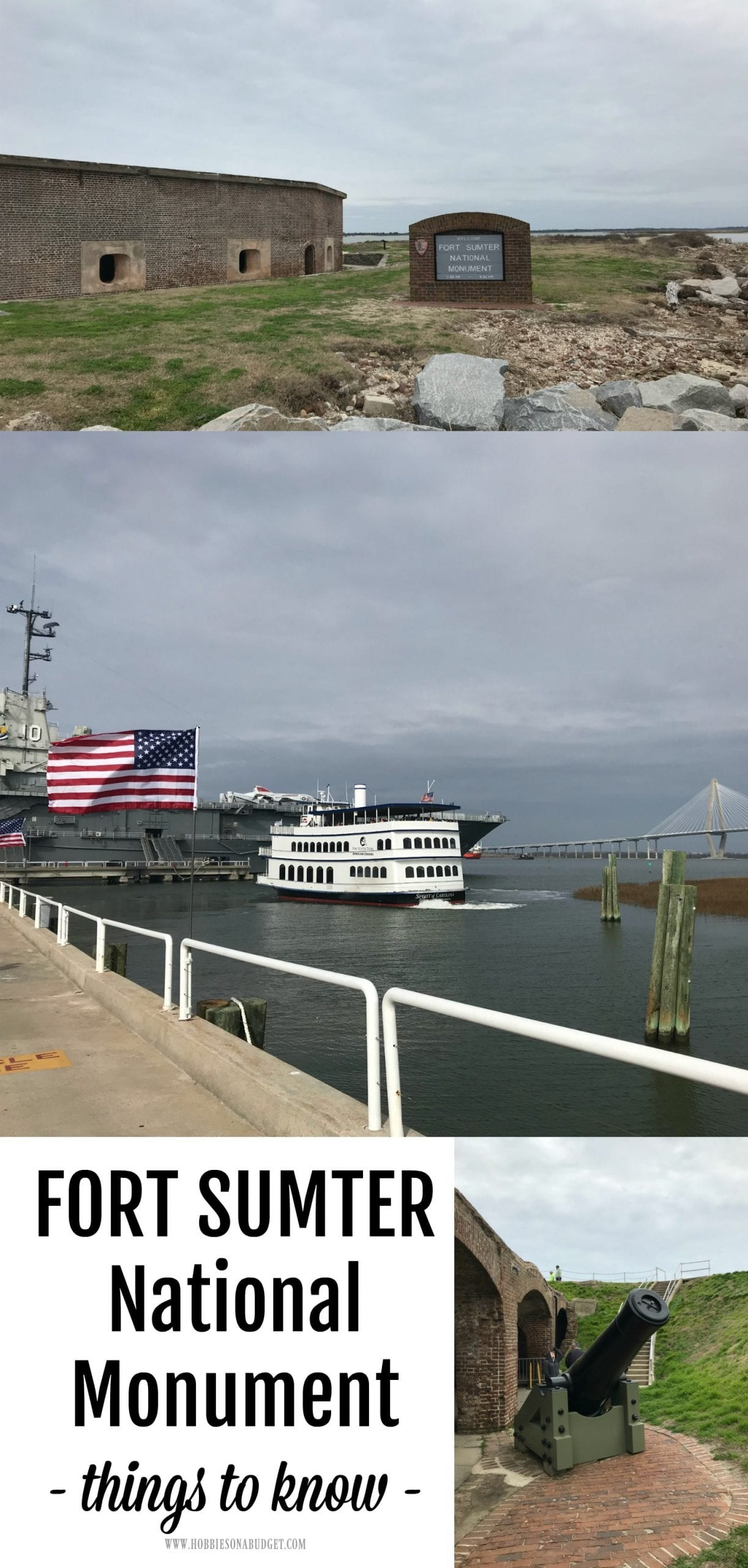 Fort Sumter National Monument things to know
