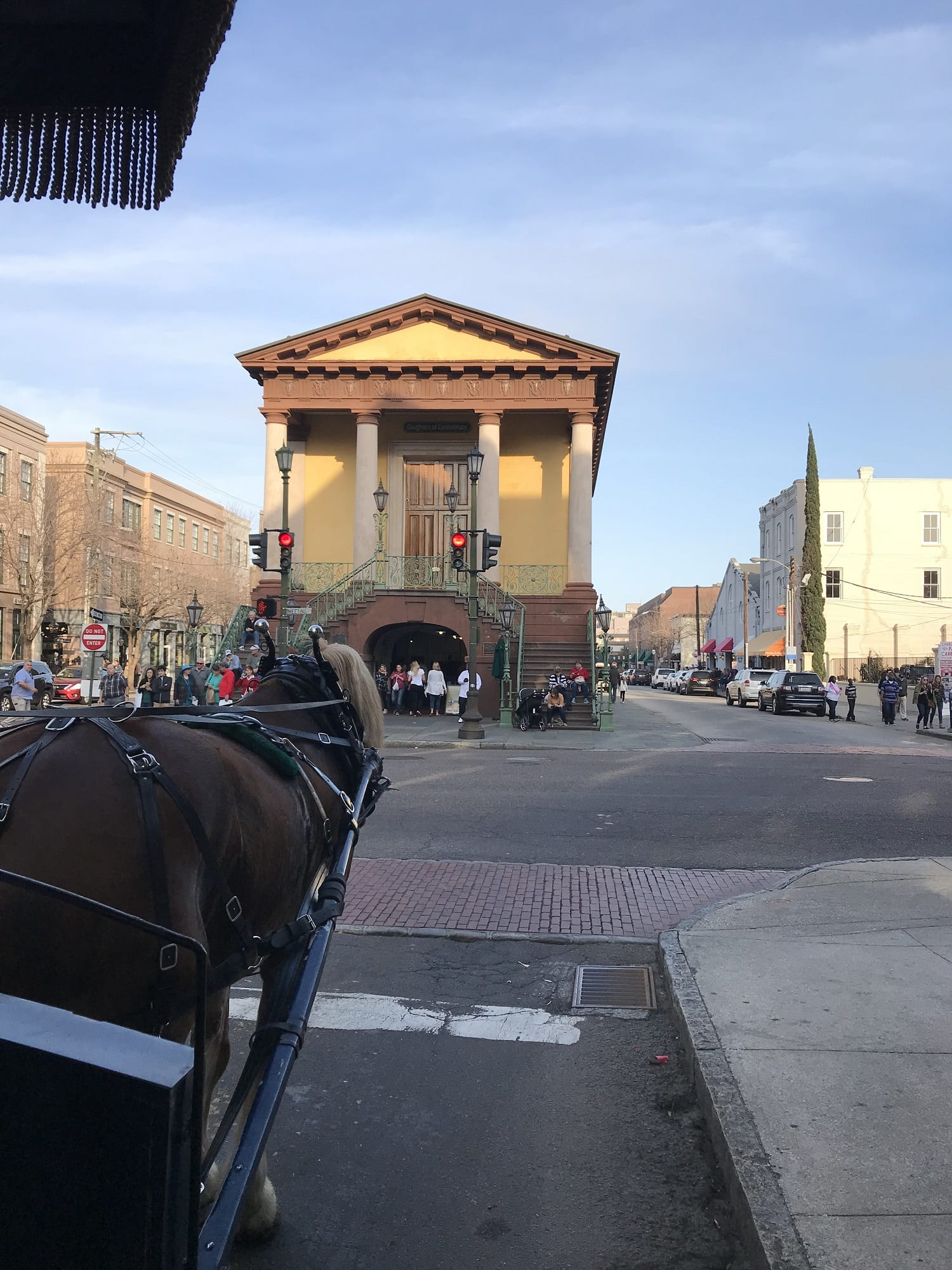 Palmetto Carriage Tours Charleston  South Carolina