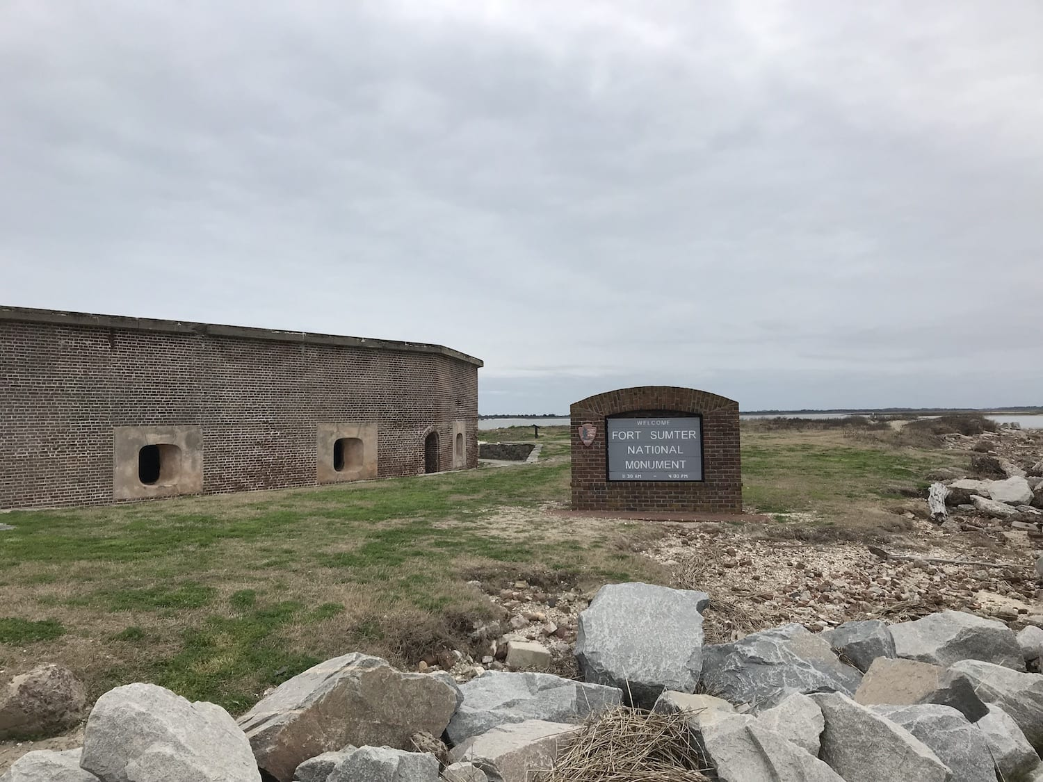 Fort Sumter National Monument Tours