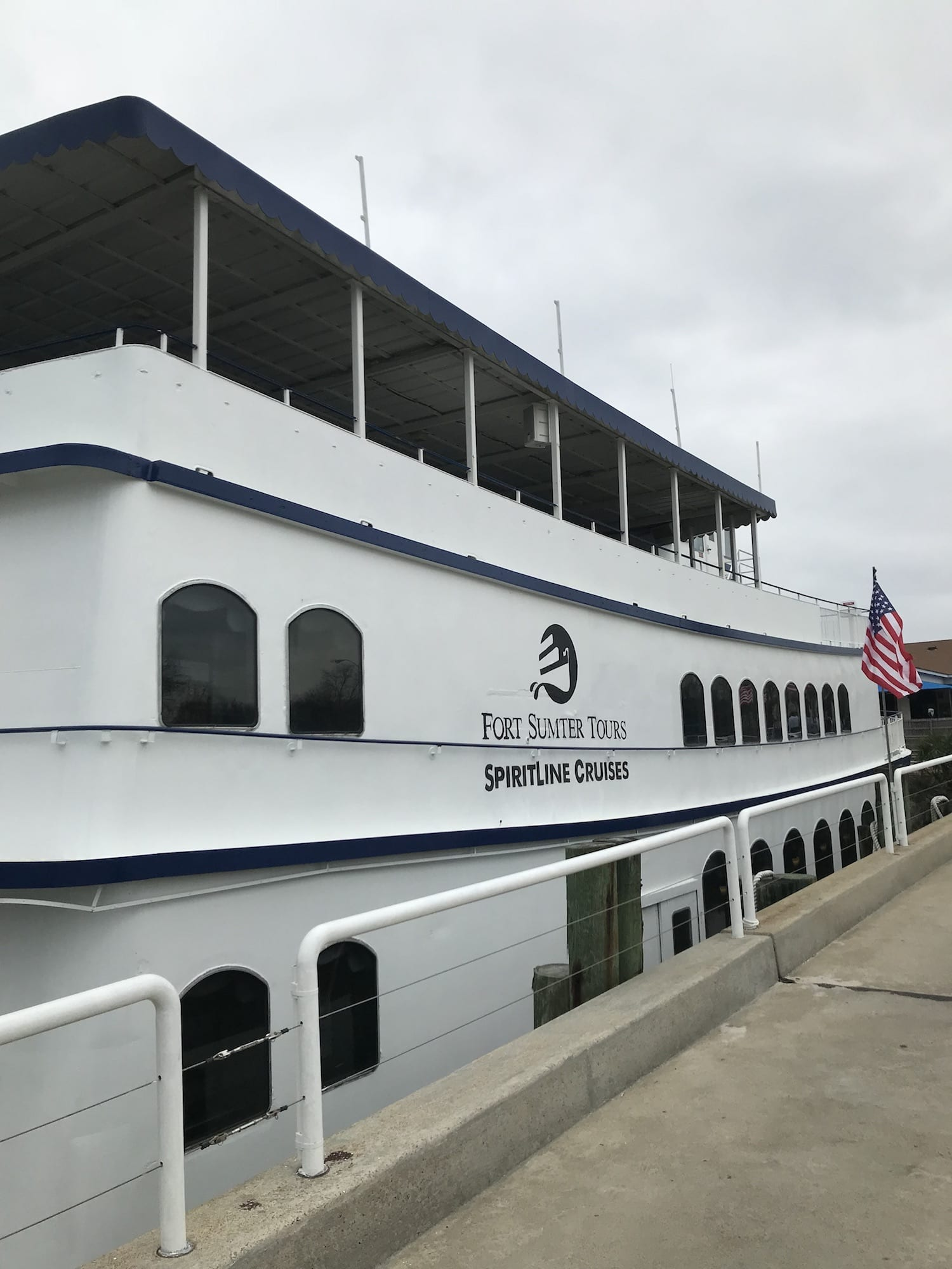 Fort Sumter Tours Charleston South Carolina