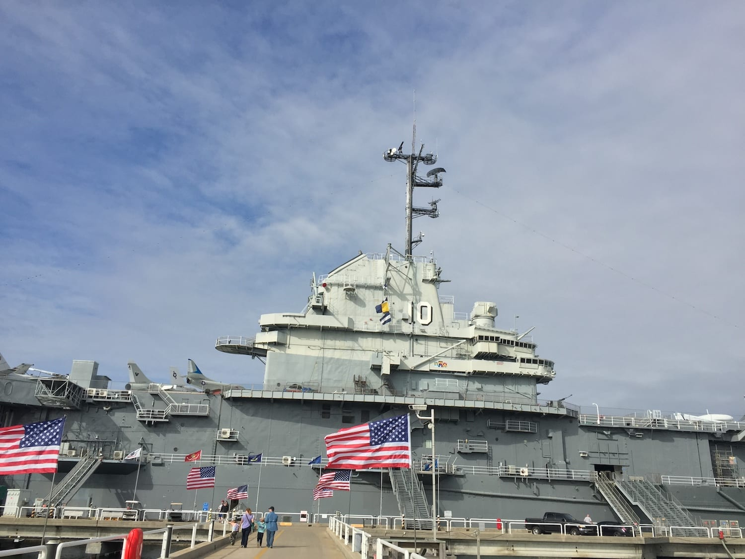 USS Yorktown Patriots Point Charleston South Carolina