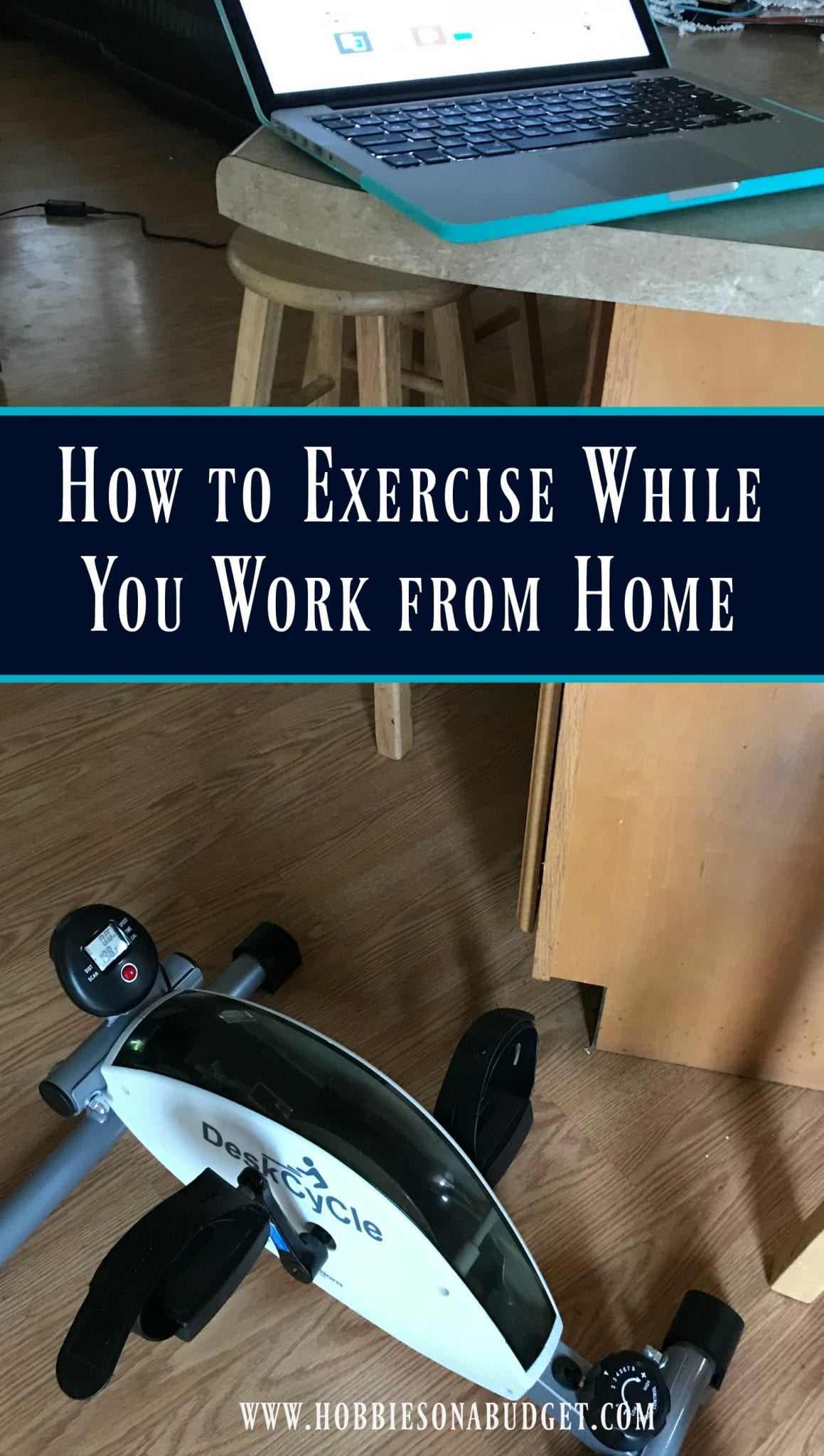 How to exercise while you work from home